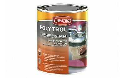 Owatrol Polytrol Colour Restorer 500ml For Faded Paint and Plastics
