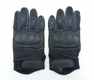 New  Solo Hard Knuckle Tactical Firearm Gloves Security Paintball GLV08