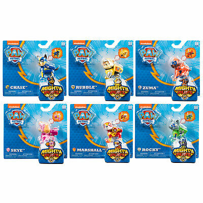 PAW Patrol Mighty Pups Hero Pups *CHOOSE YOUR FAVOURITE*