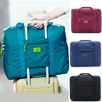 Travel Bags Waterproof Clothes Storage Luggage Organizer Pouch Packing Cube Bag