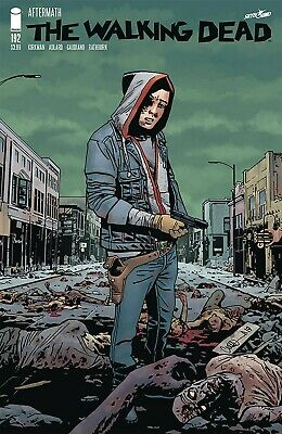 WALKING DEAD #192 Death of Rick Grimes 1st Print Image Comics NM