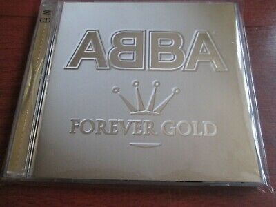 ABBA - Forever Gold [2 CDS]  NEW AND SEALED