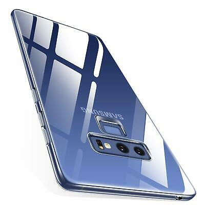 Ultra Slim Case For Samsung Galaxy Note 9 TPU Rugged Clear Soft Gel Back Cover
