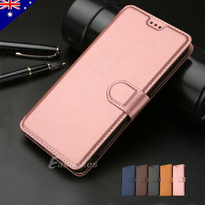 Retro Magnetic Flip Leather Card Wallet Case Cover for Samsung Galaxy S10 PLUS