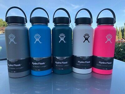 Hydro Flask Wide Mouth Bottle With Flex Cap 32 Oz