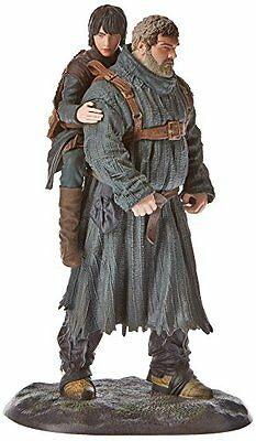 "GAME OF THRONES - Hodor & Bran 9"" Boxed Figure (Dark Horse Comics) #NEW"