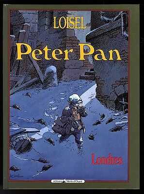 PETER PAN tome 1 LONDRES EO LOISEL
