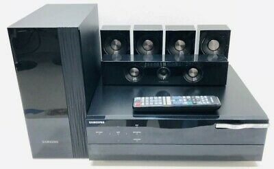 Samsung 5.1 Channel A/V HDMI Home Theater System w/ Remote & Subwoofer HW-C560S