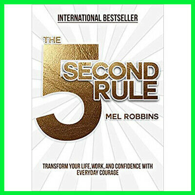 The 5 Second Rule Transform your Life Work (E-book){PDF}⚡Fast Delivery(10s)⚡