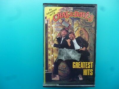 "Chas & Dave  "" Chas & Dave's Greatest Hits ""  Cassette"