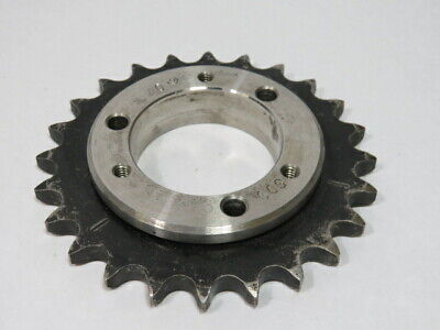 "Martin 40SDS24 Roller Sprocket 2-1/8"" Bore 24 Teeth ! WOW !"