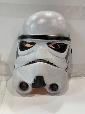 Rare Vintage Star Wars Stormtrooper Mask César French 1977 20th Century Fox