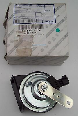 Fiat 500 Abarth Genuine Low Pitch Horn 51840511