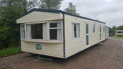 Cosalt Baysdale Super  35X12 Static Caravan 2 Bed