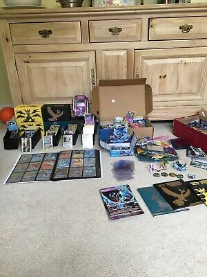!!Pokemon Card Lot OFFICIAL TCG Cards Ultra Rare Included My whole collection!!