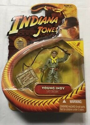 YOUNG Boy Scout INDY Indiana Jones And The LAST CRUSADE Action Figure