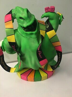 New Disney Oogie Boogie Popcorn Bucket Mickey's Not So Scary Halloween 2018