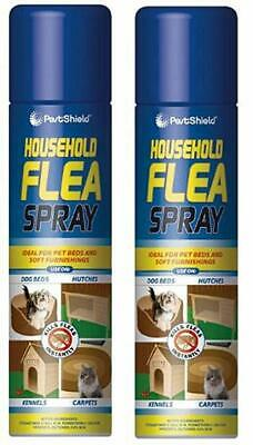 Household Flea Killer Spray For The Home Pest Shield Cats Dogs