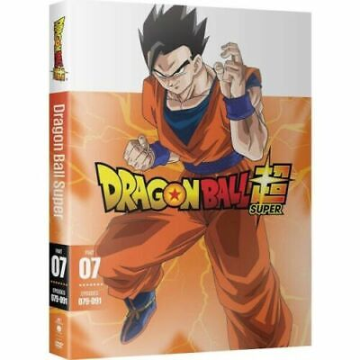 Dragon Ball Super: Part 7 / Seven  [New DVD] Boxed Set