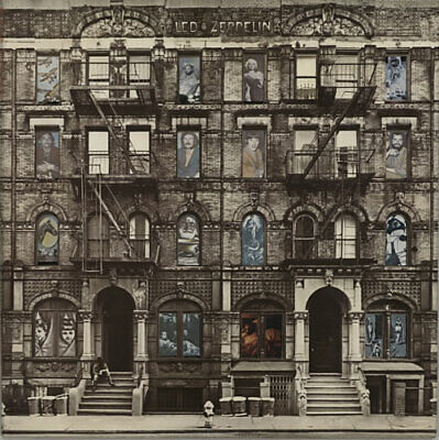 Physical Graffiti - Vinyl Led Zeppelin - Rock & Pop Music New LP004735