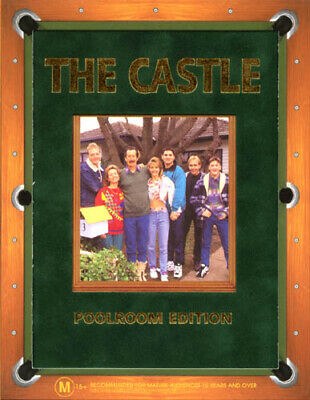 Castle, The - Poolroom Edition Used Dvd - Caton, Michael - Movie Dvd Used Dvd UM