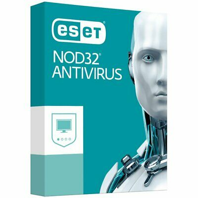 Eset NOD32 Antivirus 2019 1 PC 2 Years License key
