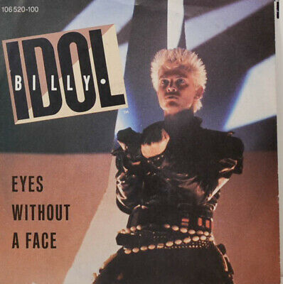 """BILLY IDOL - Eyes Without A Face - The Dead Next Door - 7"""" (L513)"""