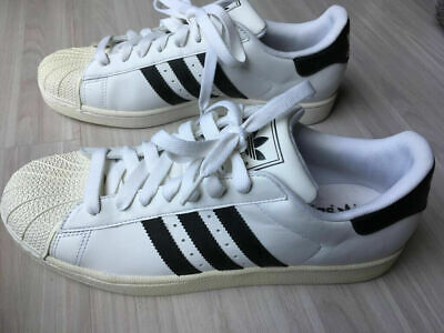 ADIDAS SUPERSTAR GR. 46 UK 11 US 11,5 Superstars Sneaker