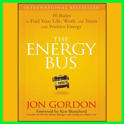 The Energy Bus by Jon Gordon (E-book){PDF}⚡Fast Delivery(10s)⚡