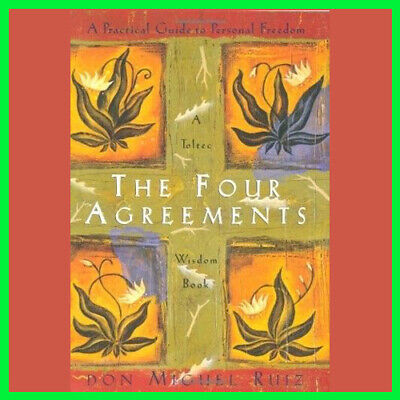 The Four Agreements A Practical Guide to Perso (E-book){PDF}⚡Fast Delivery(10s)⚡
