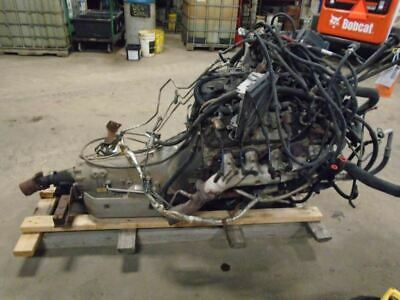 383CI SMALL BLOCK Chevy Blown Pro-Street Engine 550hp+ Built-To