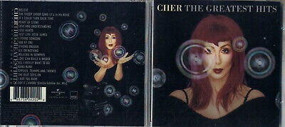Cher - The Greatest Hits [Remaster] (CD, Nov-1999, Wea) Free Ship #0619FL