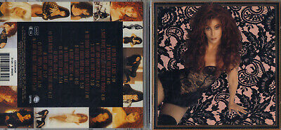 Cher - Cher's Greatest Hits: 1965-1992 (CD, 1992, Geffen) Free Ship #0619FO