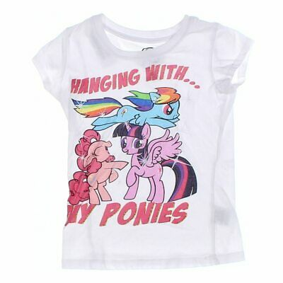 262c1e6dc1c89 MY LITTLE PONY Girls XS 4-5 Shirt Top Friends Forever - $2.99 | PicClick