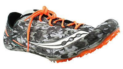 SAUCONY BALLISTA MENS Ballista Track Spike Distance Racing Shoe Choose SZ 12 New
