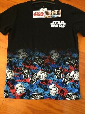 Star Wars Boys Kids T Shirt New with Tags free postage various sizes