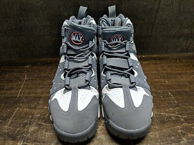 4047598859 NIKE AIR MAX2 Cb '94 305440-005 Size 13 (Grey|Wht|Orng) Pre-Owned ...