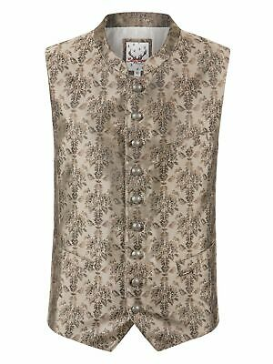 Stockerpoint Traditional Costume Waistcoat Clooney Brown
