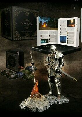 Dark Souls Trilogy Collector's Edition - PS4 (Playstation 4)