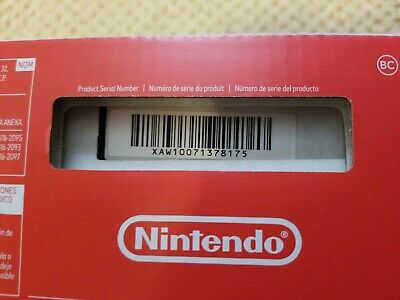NINTENDO SWITCH NEON - Unpatched Unit with Low Serial Number Free