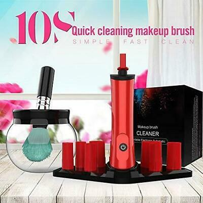Automatic Electronic Makeup Brush Cleaner and Dryer Set Brush Dryer Machine