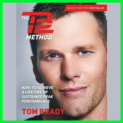 The TB12 Method How to Achieve a Lifetime (E-book){PDF}⚡Fast Delivery(10s)⚡