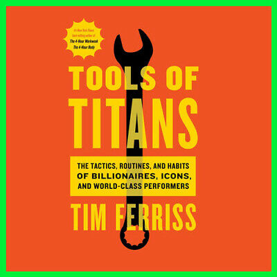 Tools of Titans The Tactics Routines and Habits(E-book){PDF}⚡Fast Delivery(10s)⚡