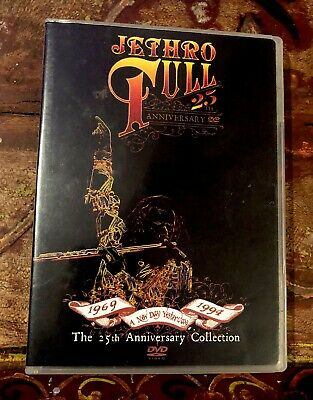 Jethro Tull - A New Day Yesterday: 25th Anniversary Collection 1969-1994 DVD