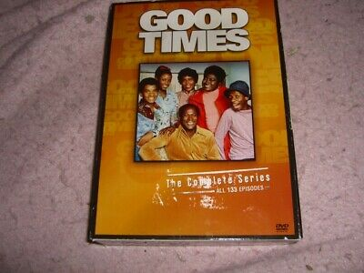 Good Times Complete Series 17 Disc DVD Set 133 Episodes