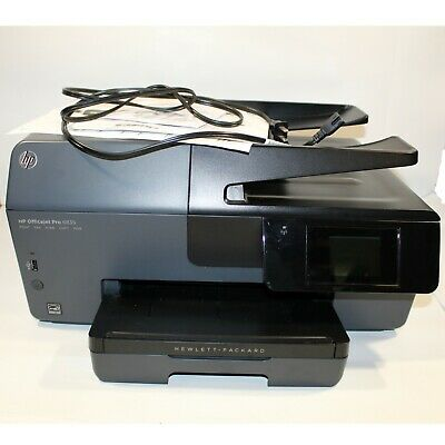 HP OFFICEJET PRO 6835 All-In-One Printer (for Parts,works