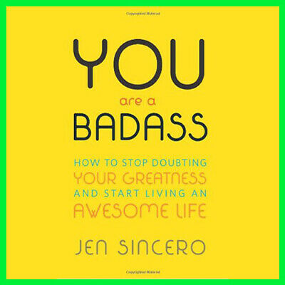 You Are a Badass How to Stop Doubting (E-book) {PDF}⚡Fast Delivery(10s)⚡