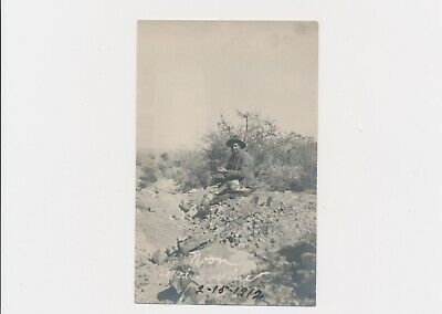 1910 + 1912 Lot:(2) Vintage Photos Steins New Mexico Personal Mining Captioned