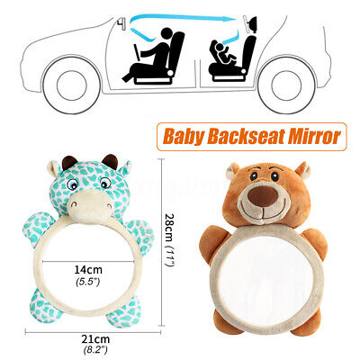 Baby Backseat Mirror for Car View Infant Rear Facing Car Seat Newborn Safety