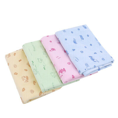 Reusable Baby Toddler Waterproof Washable Diaper Changing Mat Pad Infants Z